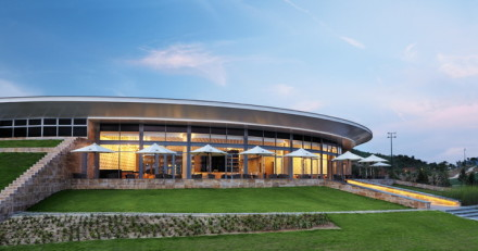 Bana Hills Golf Club - Clubhouse